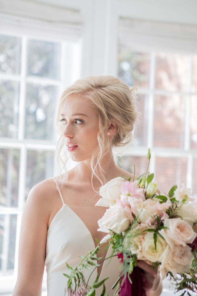 Enchanting Modern Garden Wedding Inspiration