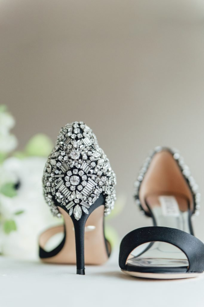 rose-and-laurel-heel-detail-bridal-shoe-black-and-white