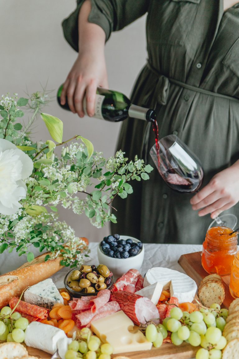 A Florists 4 Top Tips for Charcuterie