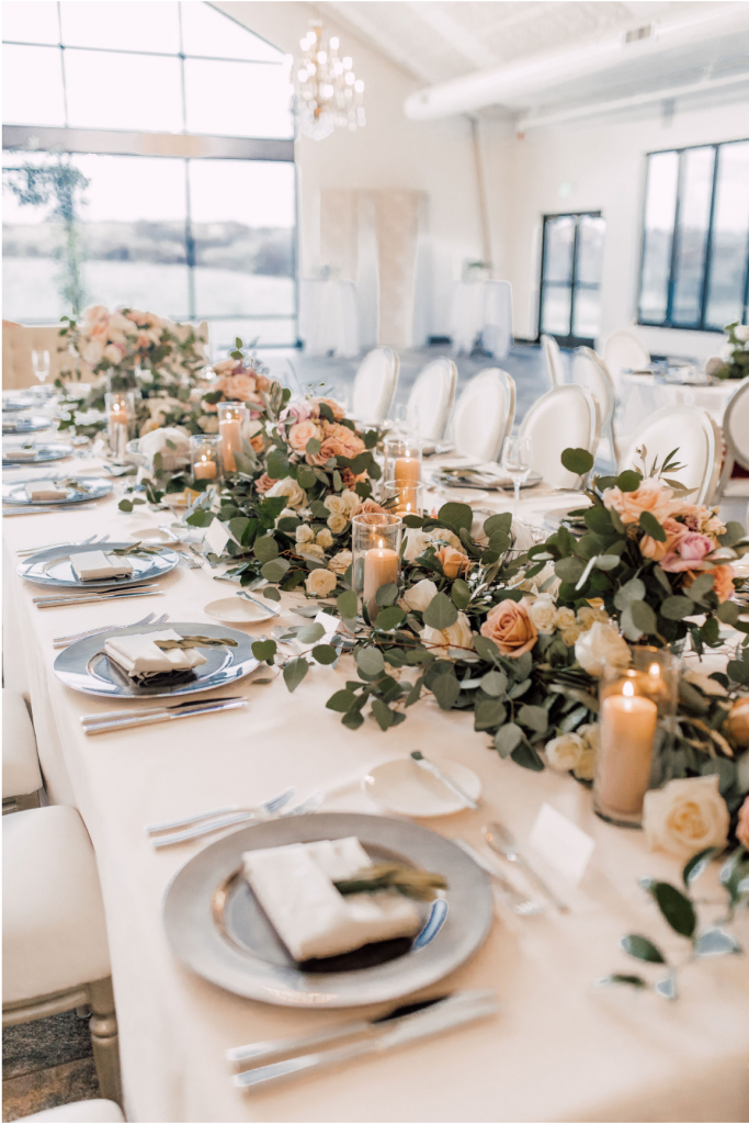 head-table-garland-of-of-roses