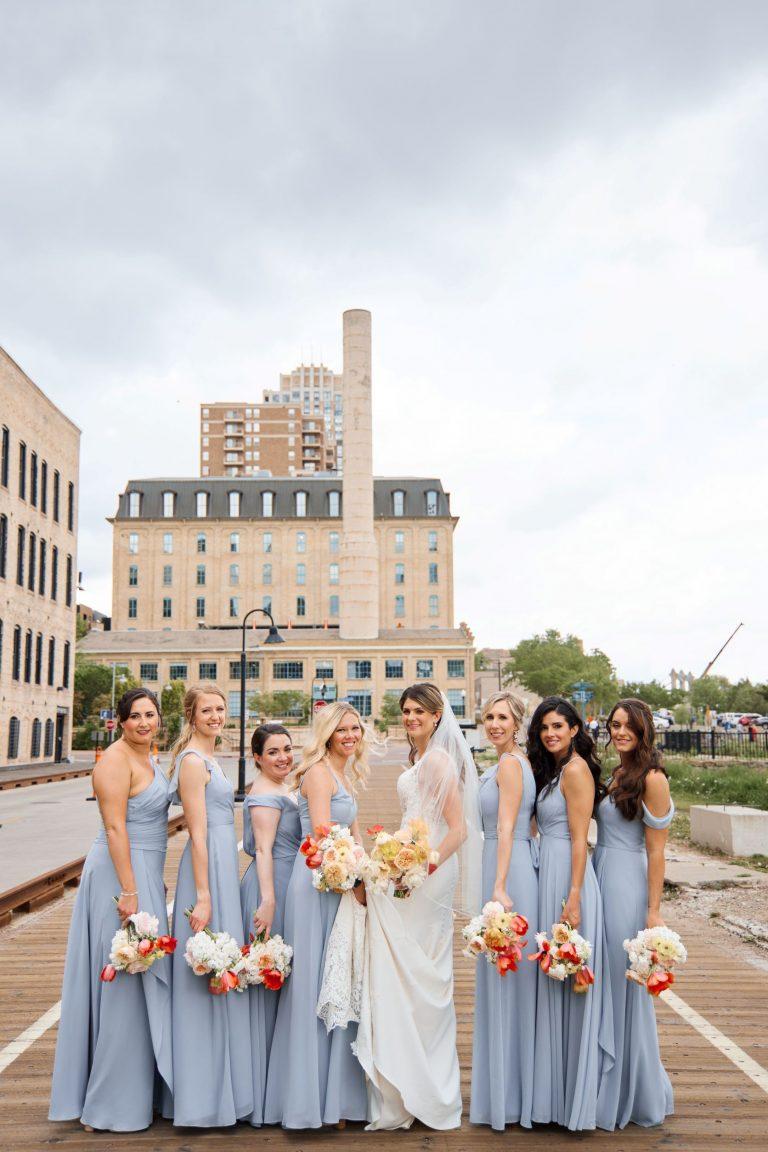 Bright Spring Wedding at The Depot